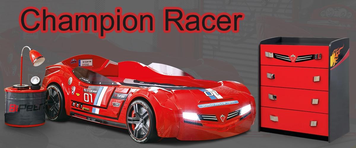 Детская комната Champion Racer фото 1