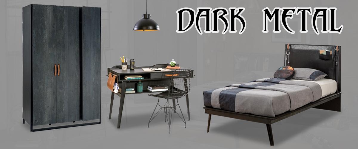 Детская комната Dark Metal фото 1