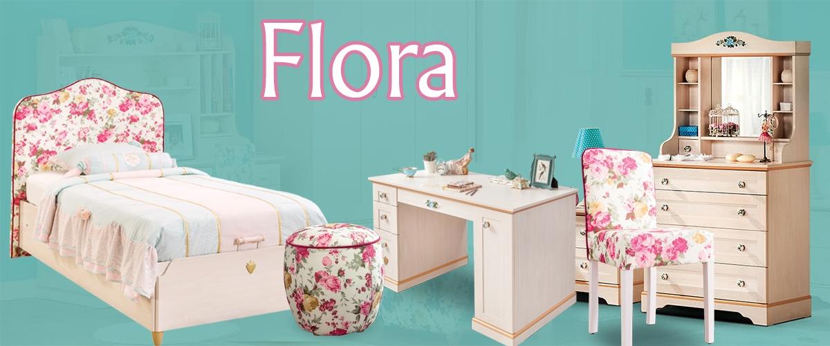 Детская комната Flora фото 1