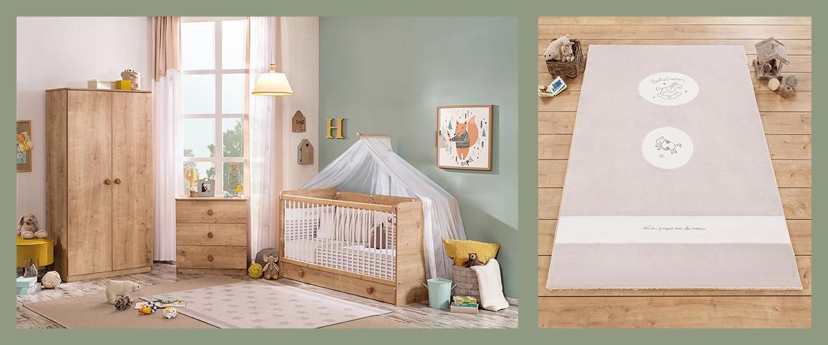 Детская комната Mocha Baby фото 2