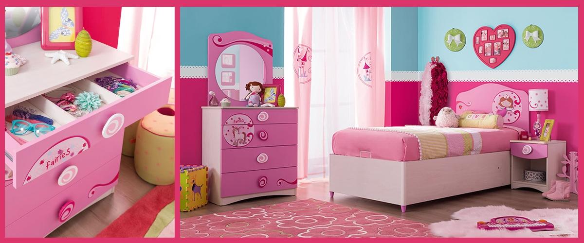 Детская комната Princess фото 2
