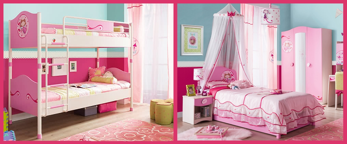 Детская комната Princess фото 3