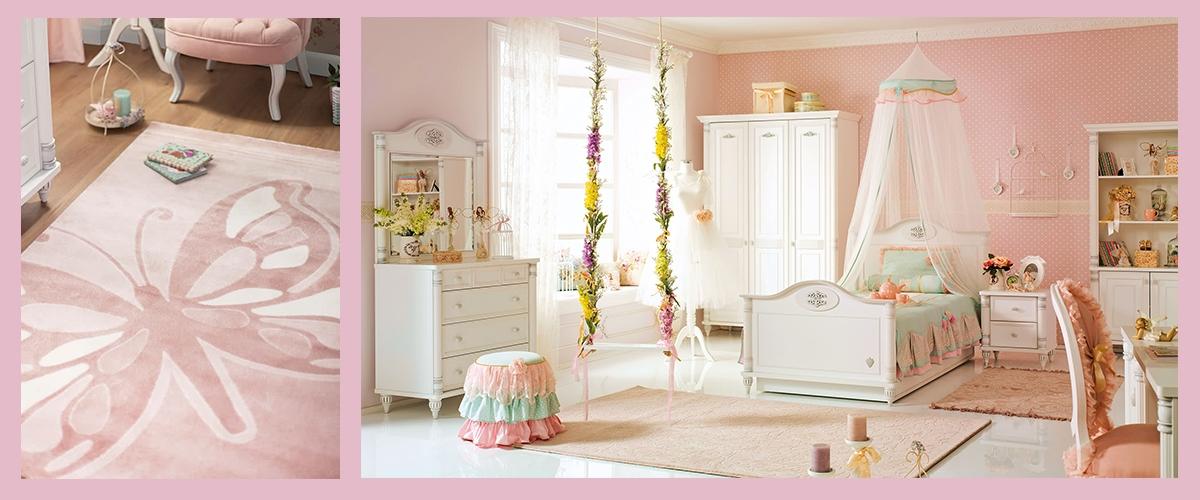 Детская комната Romantic фото 3