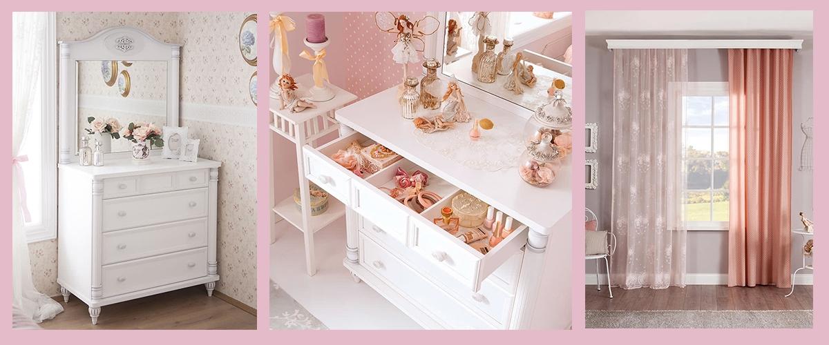 Детская комната Romantic фото 7