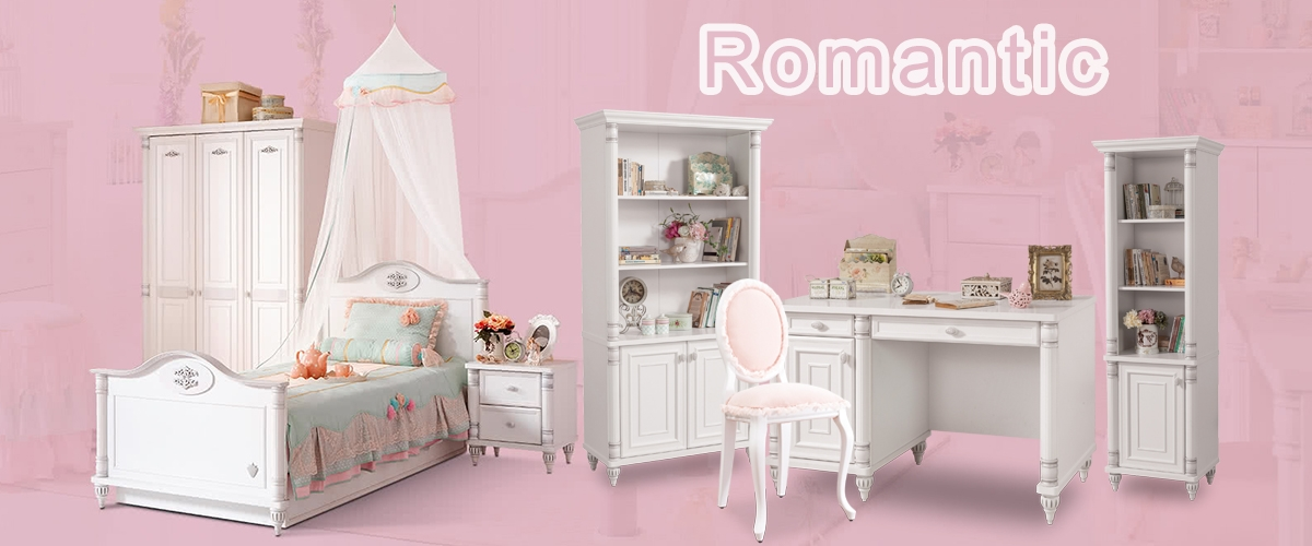 Детская комната Romantic фото 1
