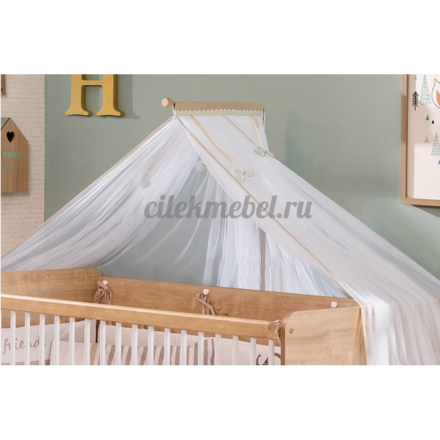 Балдахин на кроватку Cilek Mocha