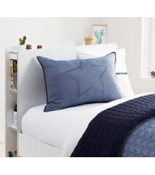 Комплект Cilek Denim покрывало 2 декоративные подушки...