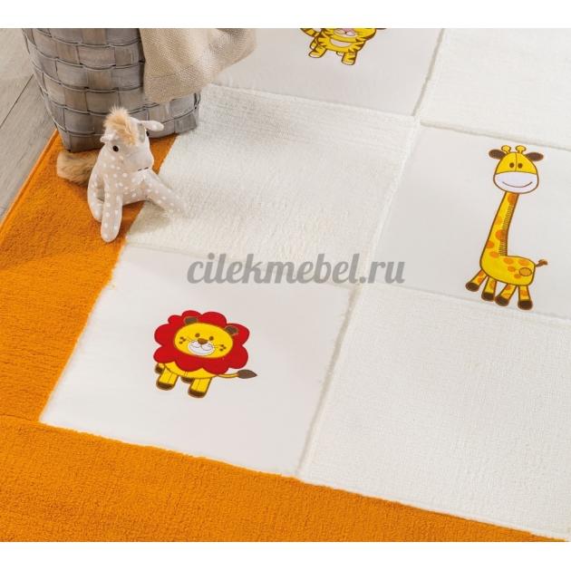 Детский ковер Cilek Cute Animals 120 на 180 см