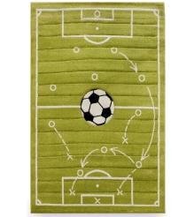 Детский ковер 133x190 см Cilek Football Tactics