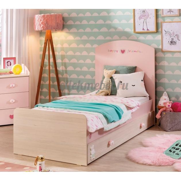 Кроватка трансформер Cilek Baby Girl