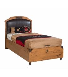 Кровать с подьемным механизмом Cilek Black Pirate