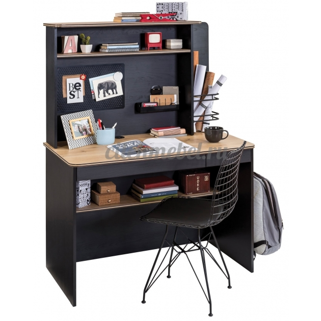 Надстройка к письменному столу Cilek Black Dar