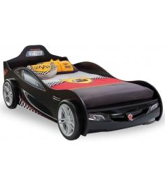 Кровать машина Cilek Coupe черная