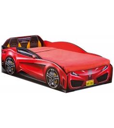 Кровать машина Cilek spyder car red