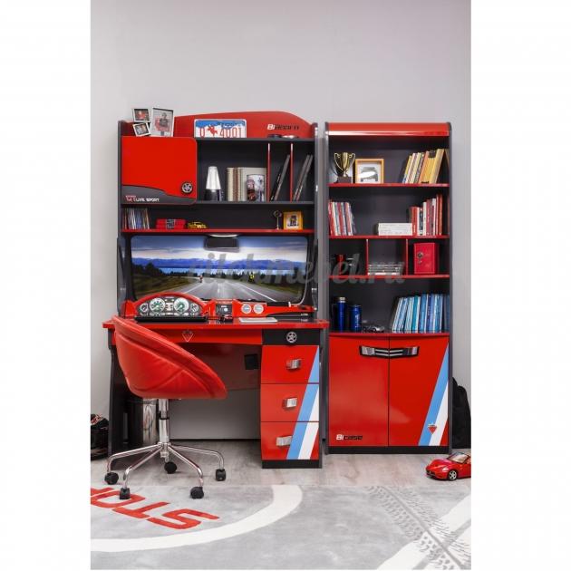 Детский стол с надстройкой Cilek Champion Racer