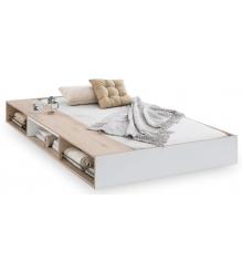 Выдвижное спальное место Cilek Dynamic с полочками 190 на 90 см...
