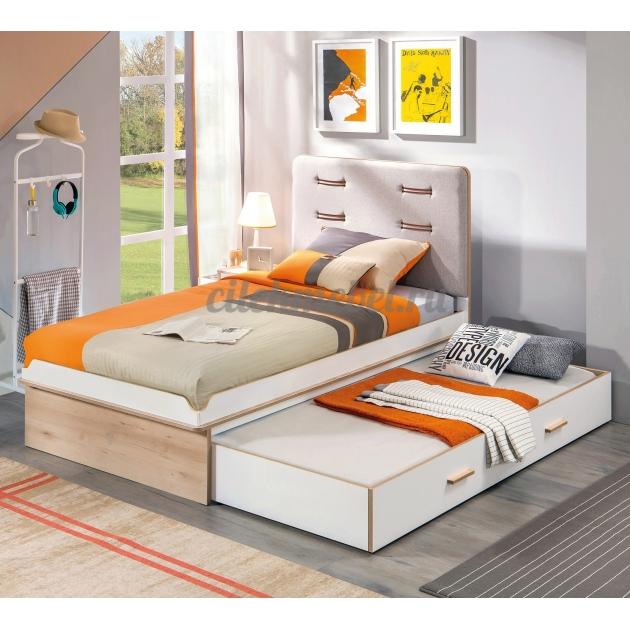 Выдвижное спальное место Cilek Dynamic 180 на 90 см