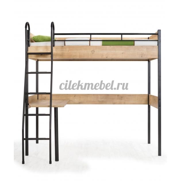 Кровать чердак Cilek Compact Mocha 190 на 90 см