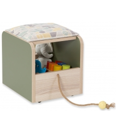 Пуф ящик для игрушек Cilek Montes