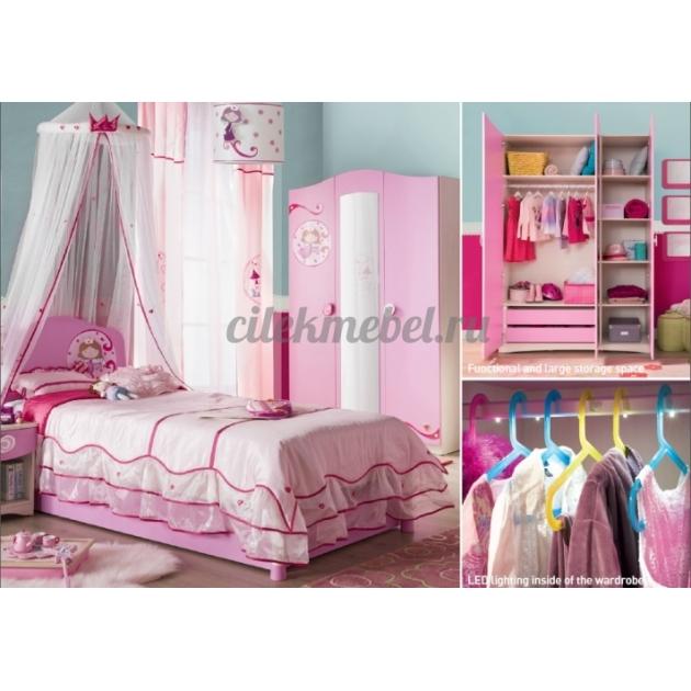 Ящики для шкафа Cilek Princess