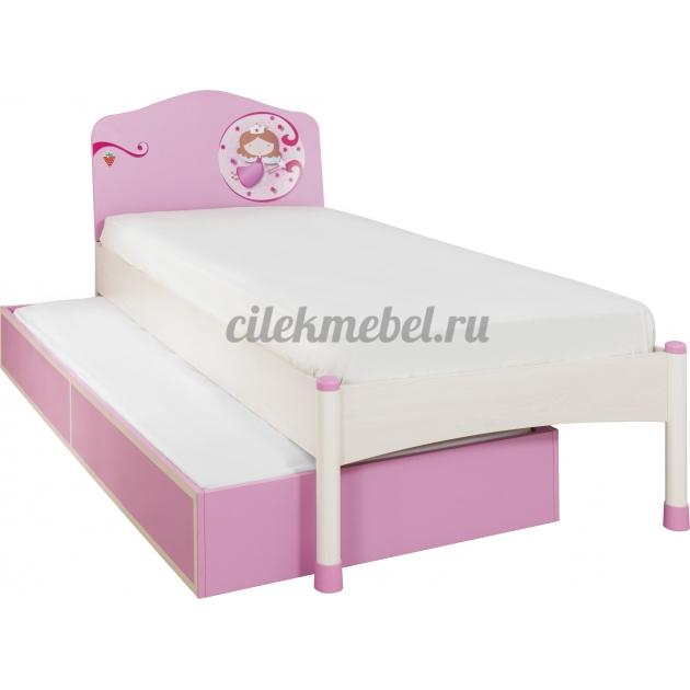Выдвижное спальное место Cilek Princess 190 на 90 см