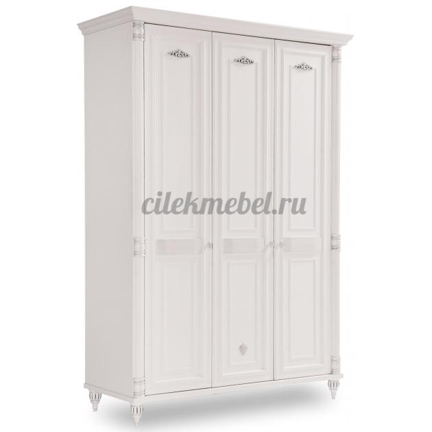 Трехстворчатый шкаф Cilek Romantic