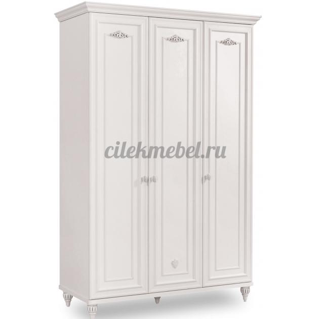 Трехстворчатый шкаф Cilek Romantica