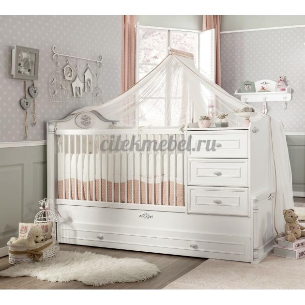 Кровать трансформер Cilek Romantic