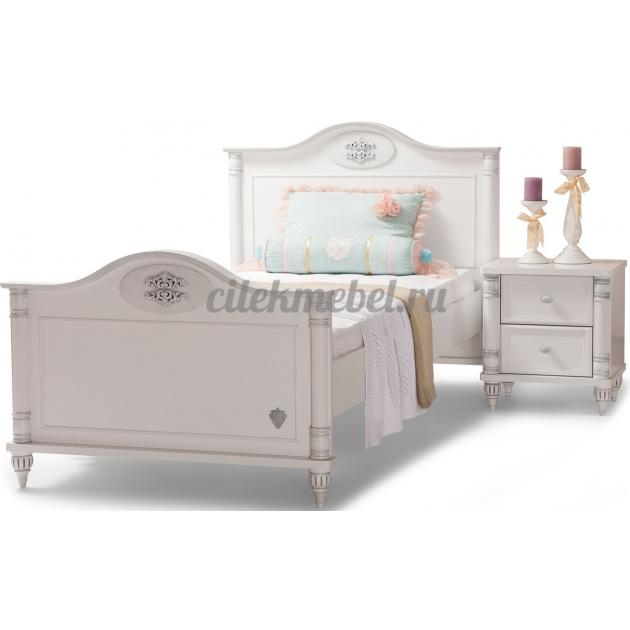 Детская кровать Cilek Romantic 100 на 200 см
