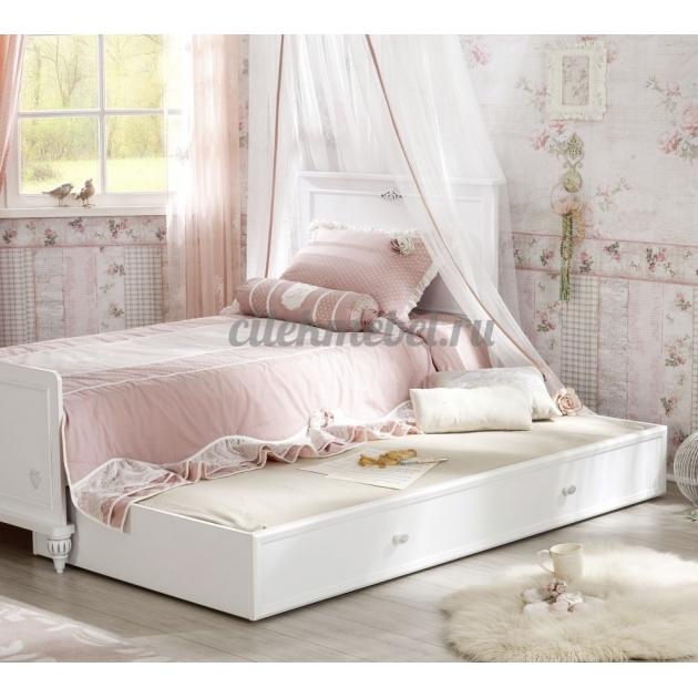 Выдвижное спальное место Cilek Romantic 180 на 90 см