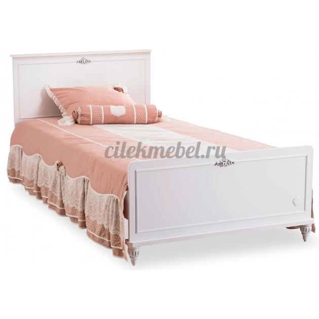 Детская кровать Cilek Romantic ST 200 на 120 см