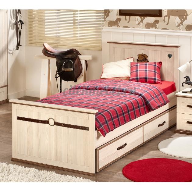 Кровать Cilek Royal L 200 на 100 см