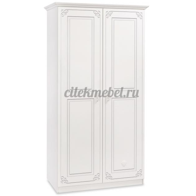 Двухстворчатый шкаф Cilek Selena