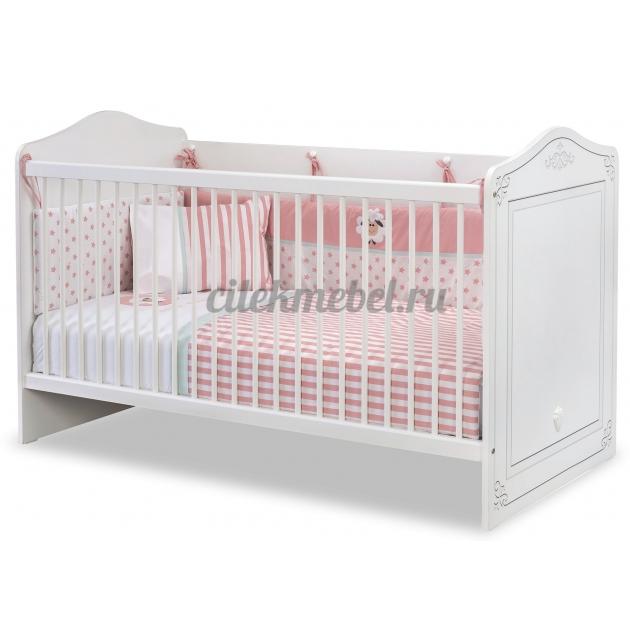 Кроватка детская Cilek Selena Baby Cilek Selena Baby