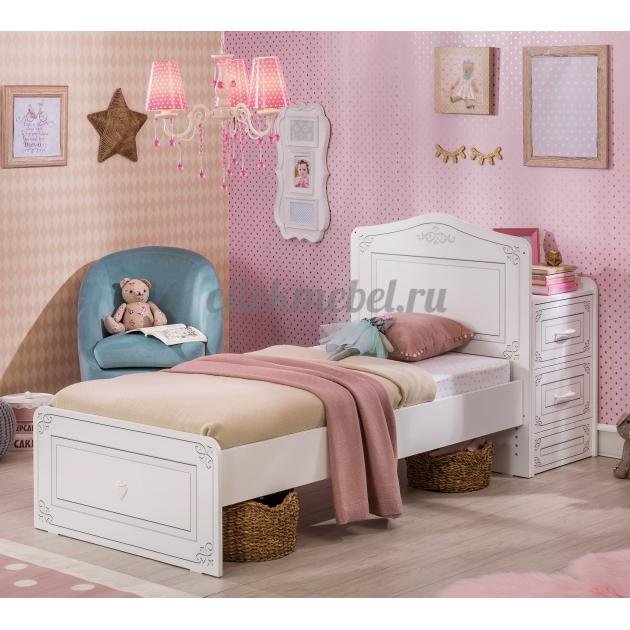 Кроватка трансформер Cilek Selena Baby St