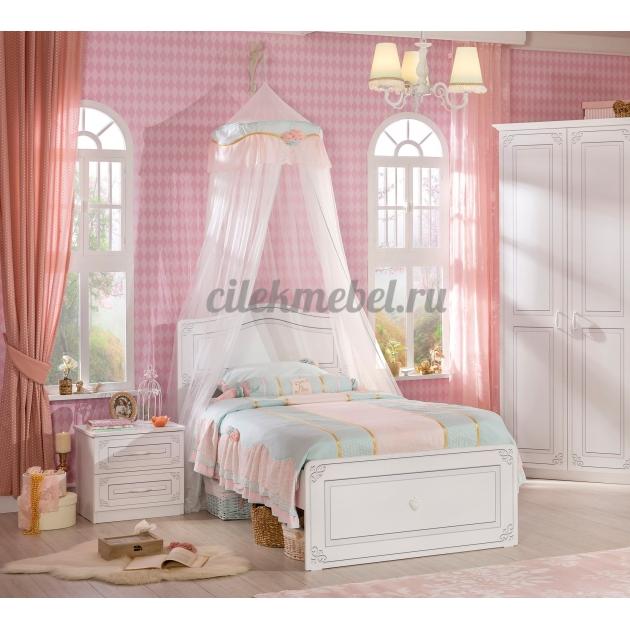 Кровать Cilek Selena 200 на 100 см