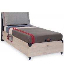 Кровать с подъемным механизмом Cilek Trio 200 на 100 см...