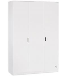 Трехдверный шкаф Cilek White Line