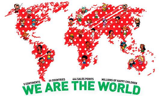 Cilek - по всему миру